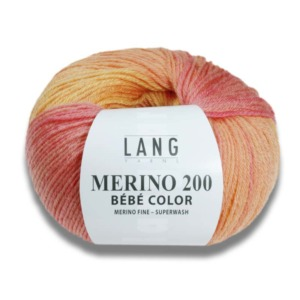 Merino 200 Bebe Color Titel