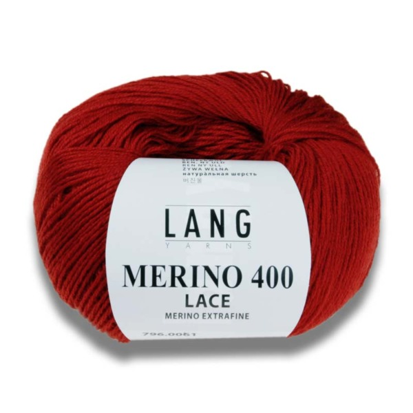 Merino 400 Lace Titel